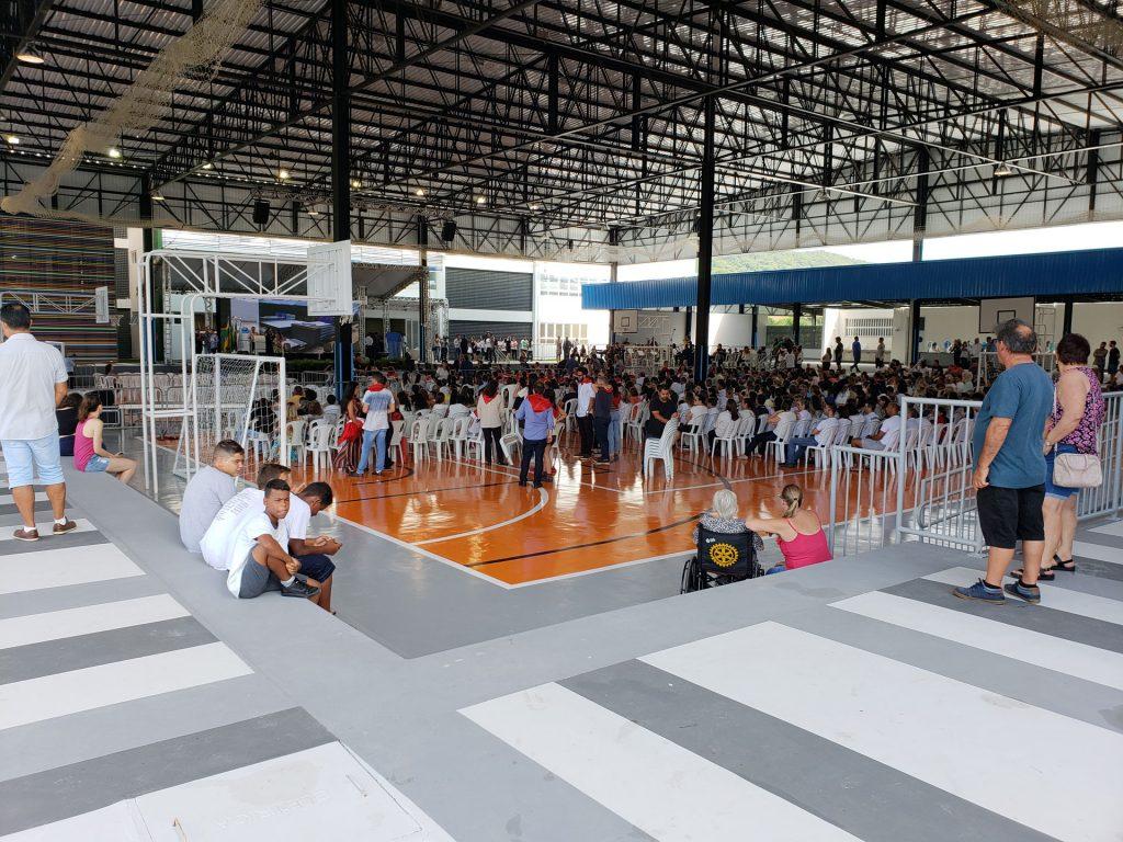 Escola Integral Bombinhas