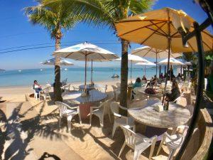 restaurante berro d'água praia