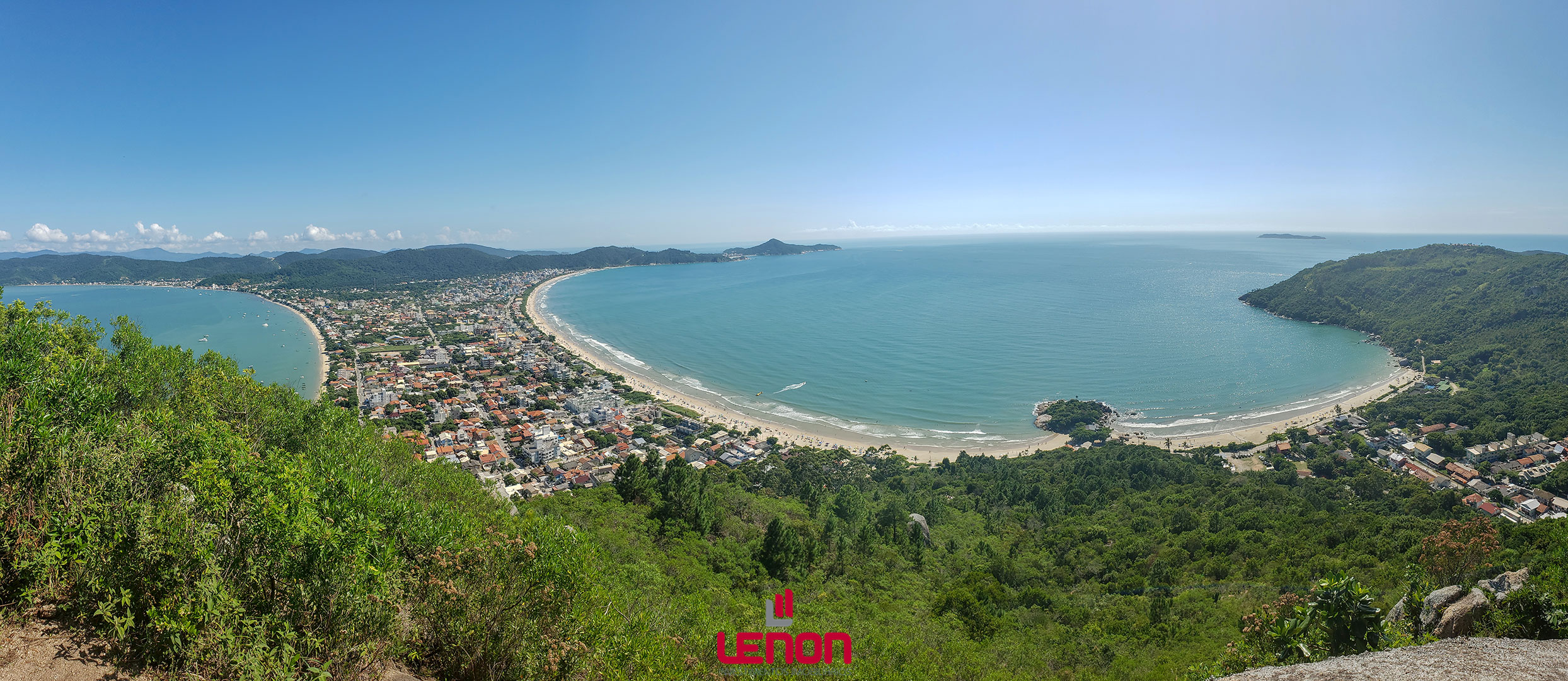 vista do morro do macaco